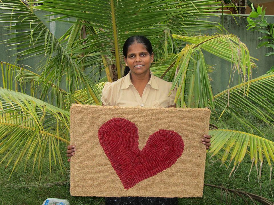Hjertematte ferdig_til blogg om verdifulle gaver