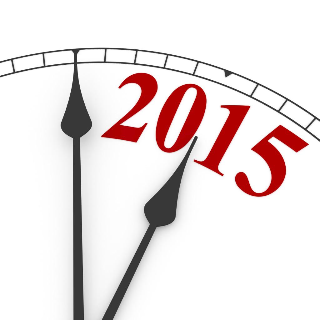 Nytt år 2015